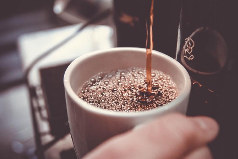 koffein for at holde dig vågen på arbejdet