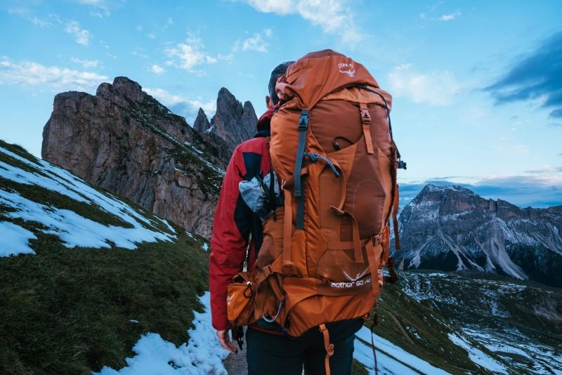 det rette backpacker udstyr