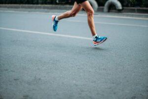 blive god til at løbe