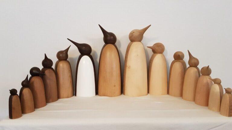 pingvin figurer