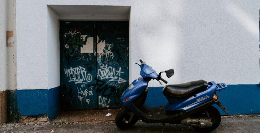 hvordan får man en ny registeringsattest til scooter